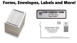 Forms, Envelopes, Labels and More